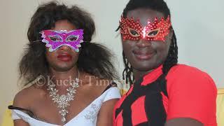 COSF fundraising masquerade event
