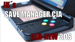 3ds Save File Manager Cia