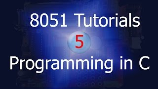 8051 C Basics