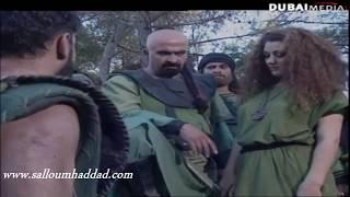 مسلسل الكواسر ـ مبارزة اكاي و ساخان ليصبح ساعد الايمن لشقيف ـ سلوم حداد ـ جهاد سعد و سوزان