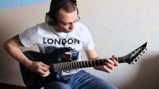 Accept - Another second to be (guitar cover)