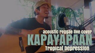 KAPAYAPAAN   acoustic reggae live cover