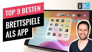 Top 9 besten Brettspiele als App