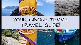 Cinque Terre, 5 Towns, 1 day here's how