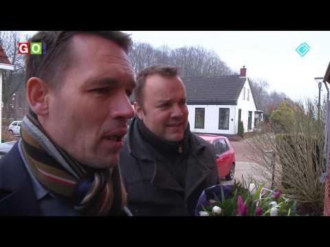 Sympathieke actie bloemist Winschoten. - RTV GO! Omroep Gemeente Oldambt