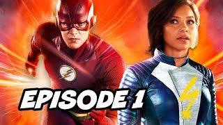 The Flash Season 5 Episode 1 Nora