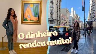ROTEIRO DE 4 DIAS EM BUENOS AIRES COM 300 REAIS
