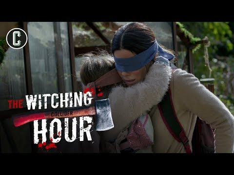Bird Box Review - The Witching Hour