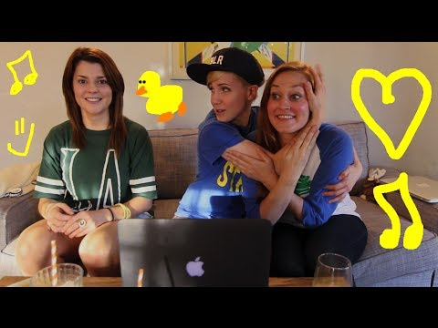 #TUNESDAY ft. (Grace Helbig and Mamrie Hart!!)