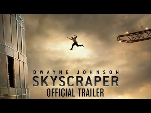 Movie Trailer: Skyscraper (2018) (0)