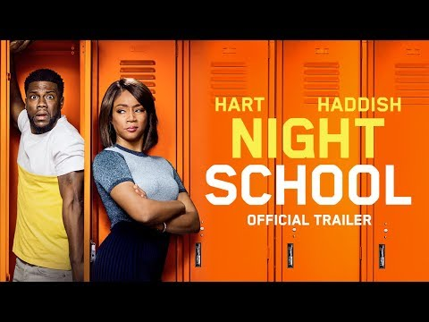 Movie Trailer: Night School (2018) (0)