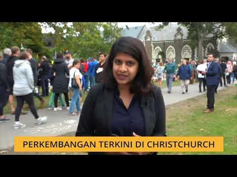 Tragedi Solat Jumaat: Perkembangan terkini di Christchurch