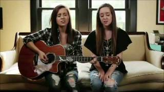 Skyscraper (cover by Cimorelli, Megan&Liz, Tiffany Alvord, Christina Grimmie and Megan Nicole)