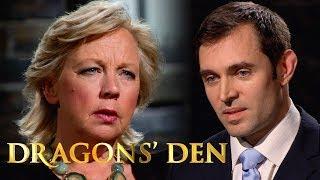 Entrepreneur Wants £150k Investment For 1%! | Dragons' Den