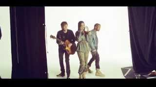 Behind the scenes of FourFiveSeconds by Rihanna and Kanye West and Paul McCartney