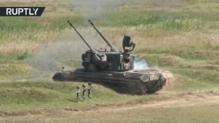 Учения НАТО Saber Guardian — 2017 проходят в Румынии