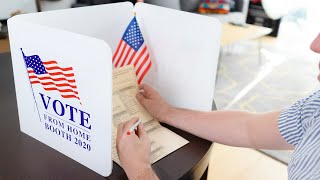 This is the best way to vote from home in 2020