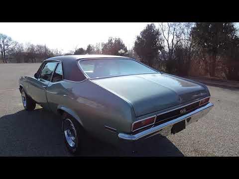 Video of '72 Nova - MHBU