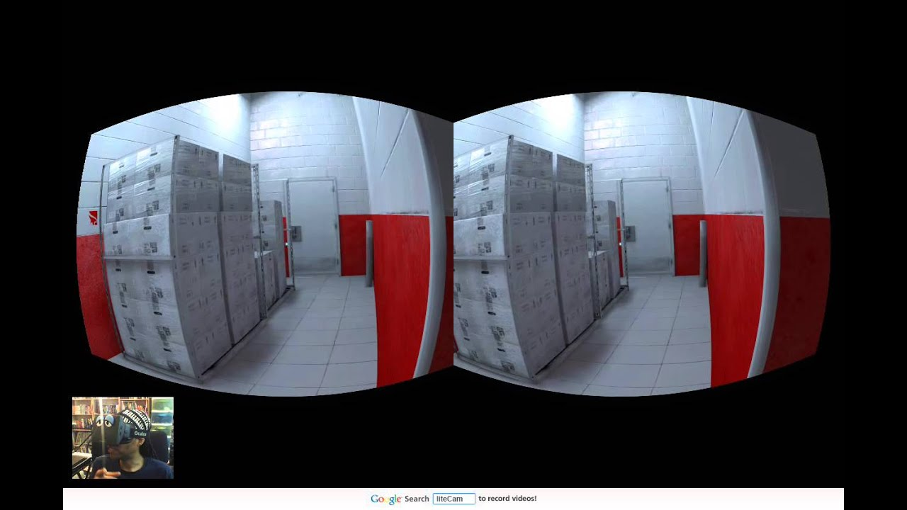 Get Your Barf Bags, It's Mirror's Edge In Oculus Rift VR