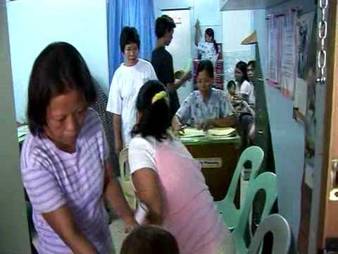 A Teenage Mother in Manila's Slums