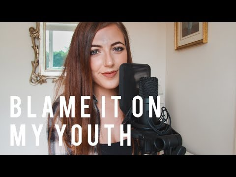 Blame It On My Youth - Blink-182 (Acoustic Cover) - Georgia Rae