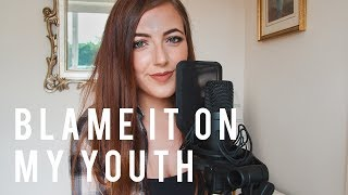 Blame It On My Youth   Blink 182 (Acoustic Cover)