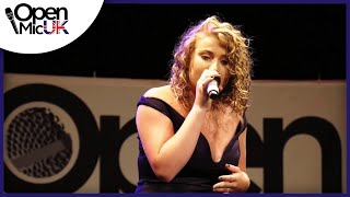CHEATER CHEATER – JOEY & RORY performed by ANTHENA NORMAN at Open Mic UK singing contest