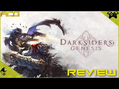 "Darksiders Genesis Review ""Buy, Wait for Sale, Rent, Never Touch?"" video thumbnail"