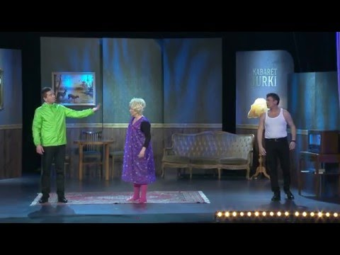 Kabaret Jurki - Kocia zagadka