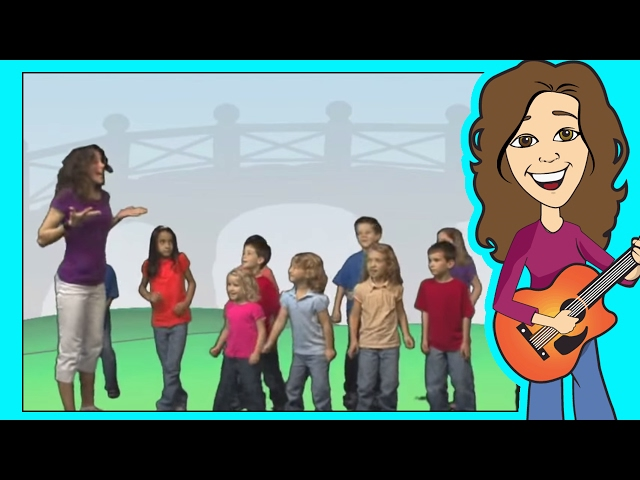 Stand Up, Sit Down Children's song by Patty Shukla | Popular Nursery rhymes for Kids and Toddlers