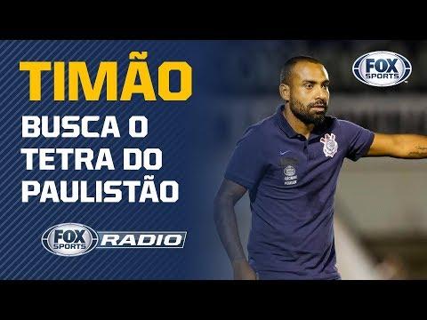 Corinthians vai ser tetracampeão paulista em 2020?