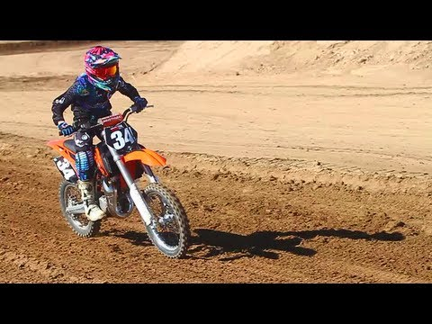 First Impression: 2013 KTM 85 SX - Transworld Motocross