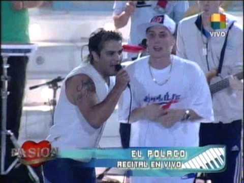 El Polaco Ft Javito (Grupo Red) - Amor Adolescente (En Vivo en Pasion 2006)