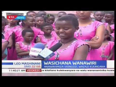 Wasichana waliookolewa Samburu waliookolewa kutoka mikononi ya ndoa waibuka wanafunzi bora