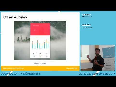 JD17DE - Motion in UI