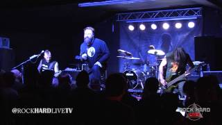 36 Crazyfists ~ We Gave it Hell ~ Live HD 2/7/15 on ROCK HARD LIVE