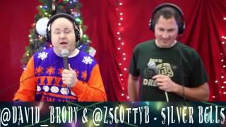 "Scotty B & Brody - ""Silver Bells"" | Christmas Carol-oke"