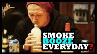 Smoking Alcohol Is a Thing? - Food Feeder