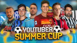 ⚽🏆 YOUTUBER SUMMER CUP ► I GIRONI