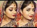 Dramatic Indian Bridal Makeup Tutorial | corallista