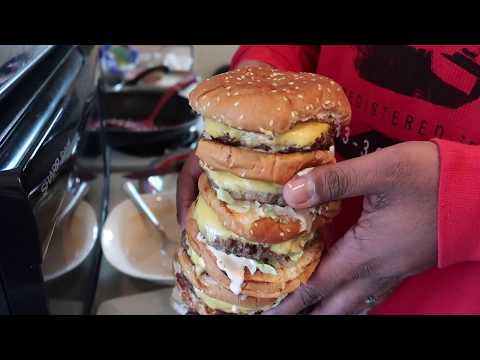 McDonald's Tallest Big Mac – Fast Food Quickie Review