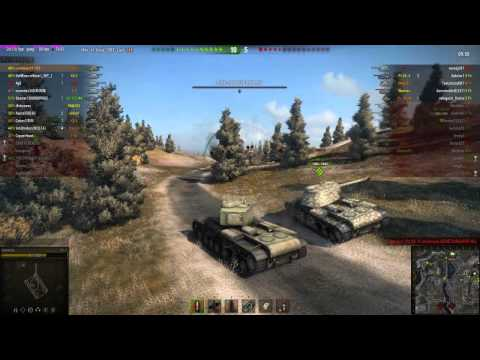 World of Tanks: KV-3 Gameplay: Still Good Even at Stock