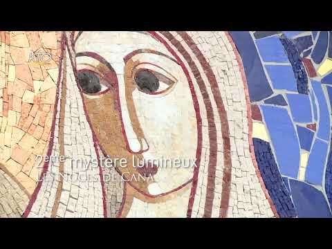 Chapelet à Lourdes du 9 avril 2020