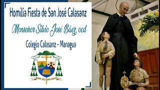 Homilía Fiesta San José De Calasanz