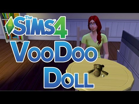 Sims 4 Cheats - How to get a voodoo doll - Wattpad