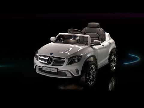 Электромобиль 653R Mercedes-Benz GLA