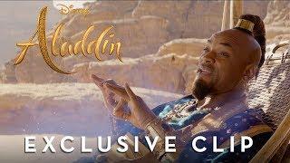 "Disney's Aladdin - ""I Wish to Become a Prince"" Film Clip"