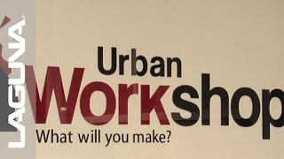 Urban Workshop - Customer Story - Laguna Tools