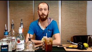 Коктейль Лонг Айленд Айс Ти - классический рецепт