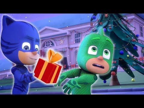 PJ Masks Full Episodes | Gekko's Nice Ice Plan ❄️PJ Masks Christmas ❄️2.5 HOURS | PJ Masks Official